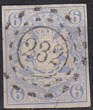 Buy GERMANY Bayern Bavaria [1867] MiNr 0016 ( O/used ) [01]