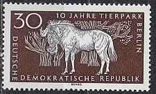Buy GERMANY DDR [1965] MiNr 1095 ( **/mnh ) Tiere