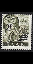 Buy GERMANY Saar [1947] MiNr 0229 YI ( **/mnh )