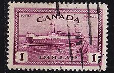 Buy KANADA CANADA [1946] MiNr 0240 ( O/used ) Schiffe