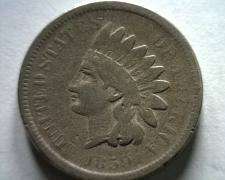 Buy 1859 INDIAN CENT PENNY VERY GOOD VG NICE ORIGINAL COIN FROM BOBS COINS FAST SHIP