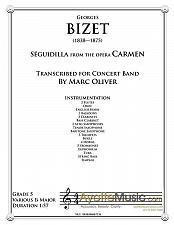 Buy Bizet - Sequidilla from Carmen