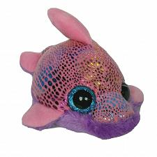 Buy MVP Brands Pink Glitter Fish Plush Glitter Eyes Stuffed Animal 2016 7""