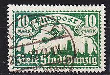 Buy GERMANY REICH Danzig [1921] MiNr 0071 X ( OO/used ) [01]