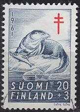 Buy FINLAND SOUMI [1961] MiNr 0537 ( O/used ) Tiere