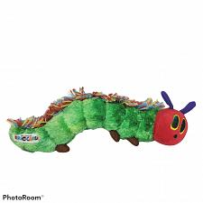 """Buy Eric Carle The Very Hungry Caterpillar Green Insect Stuffed Animal 2007 10"""""""