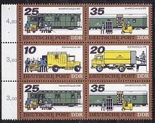 Buy GERMANY DDR [1978] MiNr 2299-02 6er ( **/mnh ) [01] Post