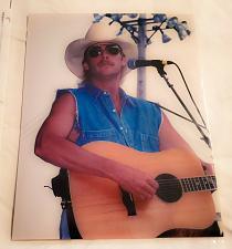 Buy Rare ALAN JACKSON Music Superstar 8 x 10 Promo Photo Print