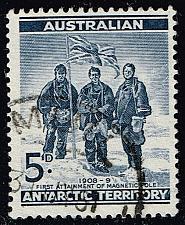 Buy Australia #L6 Members of Shackleton Expedition; Used (0.45) (1Stars) |AUSL006-04XBC