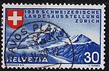 Buy SCHWEIZ SWITZERLAND [1939] MiNr 0337 ( O/used )