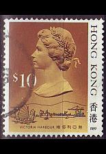 Buy HONGKONG HONG KONG [1987] MiNr 0519 III 1989 ( OO/used )