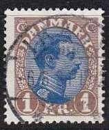 Buy DÄNEMARK DANMARK [1921] MiNr 0128 ( O/used )