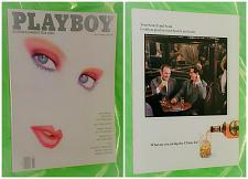 Buy VINTAGE MAY 1988 PLAYBOY MAGAZINE DON KING HUNTER S THOMPSON GD/VG