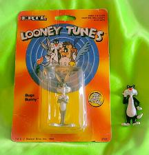 Buy 1989 Warner Brothers Bugs Bunny/Sylvester Looney Tunes Ertl Diecast Collectible