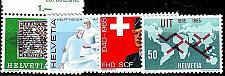 Buy SCHWEIZ SWITZERLAND [1965] MiNr 0808-11 ( **/mnh )