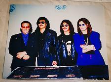 Buy Rare BLACK SABBATH Music Superstar 8 x 10 Promo Photo Print