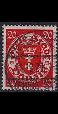 Buy GERMANY REICH Danzig [1924] MiNr 0196 xa ( OO/used ) [01]