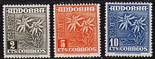 Buy ANDORRA SPANISCH [1951] MiNr 0052 ex ( **/mnh ) [01]