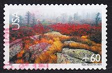 Buy USA [2001] MiNr 3462 BA ( O/used ) Landschaft