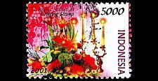 Buy INDONESIEN INDONESIA [2001] MiNr 2107 ( O/used ) Blumen