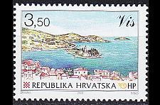 Buy KROATIEN CROATIA [2000] MiNr 0555 ( **/mnh ) Landschaft