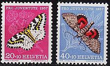 Buy SCHWEIZ SWITZERLAND [1957] MiNr 0648 ex ( **/mnh ) [01] Pro Juventute