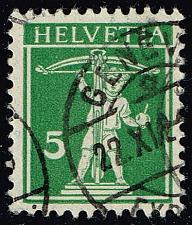 Buy Switzerland #157 William Tell's Son; Used (0.75) (2Stars) |SWI0157-07XRS