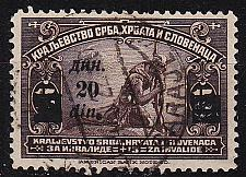 Buy JUGOSLAVIA [1922] MiNr 0167 I ( O/used )