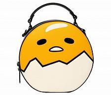 Buy New Hello Kitty Loungefly x Gudetama Egg Crossbody Bag Free Shipping