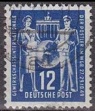 Buy GERMANY DDR [1949] MiNr 0243 ( OO/used ) [01] Post