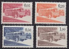 Buy FINLAND SOUMI [AutoPaket] MiNr 0010-13 x ( **/mnh )