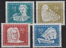 Buy GERMANY DDR [1950] MiNr 0256-59 ( **/mnh )