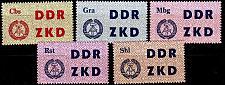 Buy GERMANY DDR [Dienst C] MiNr 0001 ex ( **/mnh ) [01]