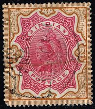 Buy India #50 Queen Victoria; Used (4Stars) |IND0050-01XRP