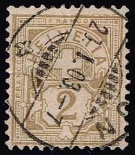 Buy Switzerland #69 Numeral; Used (1Stars) |SWI0069-05XRS