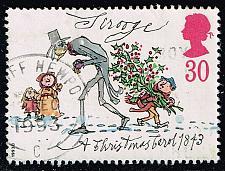 Buy Great Britain #1530 Scrooge; Used (0.85) (3Stars) |GBR1530-04XVA