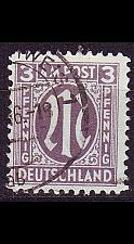 Buy GERMANY Alliiert AmBri [1945] MiNr 0017 a B ( O/used )