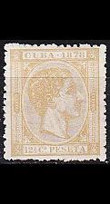 Buy KUBA CUBA [Spanisch] MiNr 0022 a ( oG/no gum )