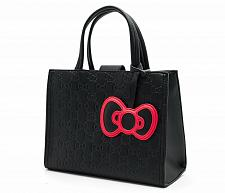 Buy New Loungefly x Hello Kitty Classic Tote Hello Kitty Free Shipping