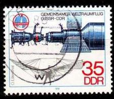 Buy GERMANY DDR [1978] MiNr 2362 ( OO/used ) Raumfahrt