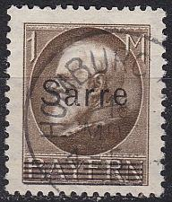Buy GERMANY Saar [1920] MiNr 0027 b ( O/used )