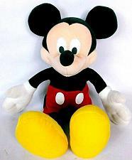 "Buy Disney Dream International Mickey Mouse Plush Stuffed Animal 17"""