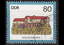 Buy GERMANY DDR [1984] MiNr 2913 ( OO/used ) Architektur