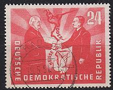 Buy GERMANY DDR [1951] MiNr 0284 ( OO/used ) [01]