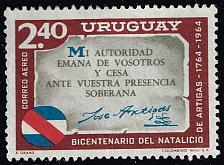 Buy Uruguay **U-Pick** Stamp Stop Box #149 Item 40 |USS149-40
