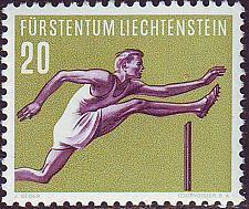 Buy LIECHTENSTEIN [1956] MiNr 0343 ( **/mnh ) Sport