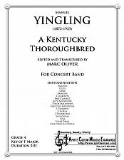 Buy Yingling - A Kentucky Thoroughbred