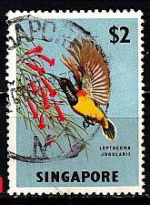 Buy SINGAPUR SINGAPORE [1962] MiNr 0067 ( O/used ) [01] Vögel