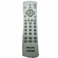Buy Genuine Philips Magnavox Universal TV VCR Remote Control CL015 Tested Works