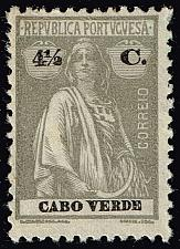 Buy Cape Verde #182 Ceres; Unused (3Stars) |CPV0182-04XRS